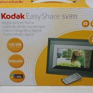 "Kodak SV-811,8"" Digital Photo Frame"
